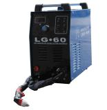 Cortador de plasma LG-60 de chapa metálica IGBT