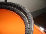 V-Belt denteado a, B, cor preta do C com Heat-Resisting e desgaste da borda crua que resiste para a transmissão de potência