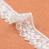 Testo fisso di nylon decorativo del merletto di alta qualità della guipure di bellezza