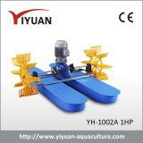 Yh-1002A 1HP 0.75kw. 2 impulsores. Aerador del motor de la rueda