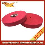 """8 """"X2"""" Roue de polissage non tissée (200X25mm, 12P)"""