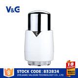 Cabeça em linha da válvula termostática de bombas de água da compra