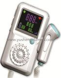 Frequenza cardiaca portatile di vendita calda Doppler fetale