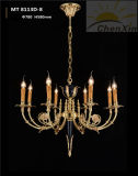Cooper Arrow Center Candle Bulb Cooper Pendant Chandelier Lights for Hall