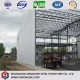 A grande qualidade Certificated o supermercado/loja/edifício estruturais de aço