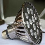 Proyector de GU10 3X1w LED (QC-GU10 3X1W-S7)