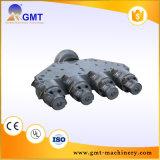 Máquina de Costa Dupla do PVC/linha Plástica Extrusão da Maquinaria Tubulação da Tomada