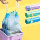 良質の着色されたプラスチック臭いの証拠のドローストリング袋