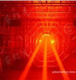 luz principal movente Phantom do diodo emissor de luz de 9PCS 15W/luz nova do efeito de estágio para o disco, barra, KTV
