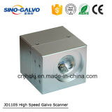 Mini varredor do Galvo Jd1105 para o sistema da marcação do laser