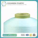 100% 600d teñido materia textil hilado que hace punto/que teje de los PP de FDY