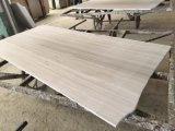 중국 백색 나무로 되는 대리석 마루 도와, 벽 도와