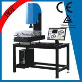 Аппаратура большого/малого перемещения CNC видео- измеряя с таблицей белого металла
