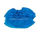 Cubierta plástica del zapato del PE impermeable disponible para el laboratorio