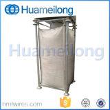 Подвижное хранение пакгауза металла штабелируя шкаф