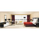Pode ser a mobília feito-à-medida do quarto do hotel