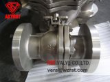 ASME 300lb 2PC Type Floating Full Bore Flanged Ball Valve