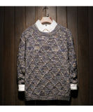 Hot Custom Covering Cardigan Color Sweater of Man Dress