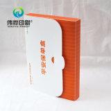 Коробка упаковки страхсбора сделанная из материала PVC