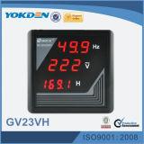Gv23vh 3 매개변수 디지털 표시 장치 전압계