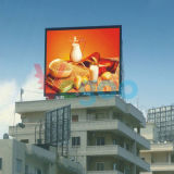 Shenzhen-heißer Verkaufs-im Freienbekanntmachen farbenreicher LED-Bildschirm P6