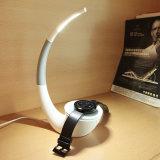 LED 탁상용 램프 무선 충전기 USB 충전기를 흐리게 하는 Stepless