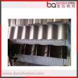 8 pés de telhadura ondulada resistente ao calor do metal do zinco