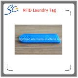 etiqueta lavable del lavadero de la frecuencia ultraelevada RFID del silicio 860-960MHz