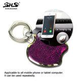 Support de boucle de sable mouvant de forme de Shs Apple pour le téléphone mobile