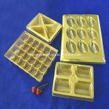 Устранимые пластичные принимают вне контейнеры еды
