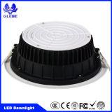 Aluminio fundido redonda empotrada LED Downlight COB SMD CE / RoHS