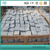 Luna Blanco, Gris claro, G603 Piedra de granito para pavimentos, Cubestone