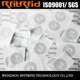de la garantie 13.56MHz d'IDENTIFICATION RF petite NFC étiquette du collant Ntag215