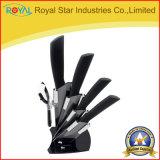 Faca cerâmica da ferramenta por atacado da cozinha do Zirconia ajustada (RYST0090C)
