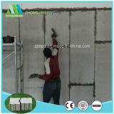 El panel de emparedado del cemento EPS para la pared y la azotea