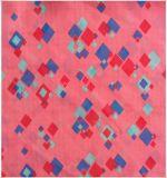 Textil100% Polyester, Twill-Plaid-Chiffon- Drucke, dünne Gewebe, die spätesten Arten