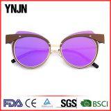 Солнечные очки нового конструктора высокого качества Ynjn Unisex своеобразнейшие