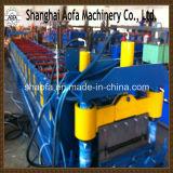 カラー機械を形作る鋼鉄屋根のパネルロール