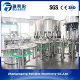 Máquina de rellenar del agua pura aprobada del CE/máquina de rellenar del agua de botella