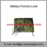 軍のRainwear軍隊はポンチョ軍のレインコートポンチョはさみ金をレインコートごまかす