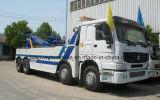 De Vrachtwagen 350HP Op zwaar werk berekende Wrecker van de Redding HOWO