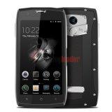 l'empreinte digitale 4G/64G IP68 de 5.0inch FHD 4G imperméabilisent Smartphone avec du ce et le Gms (KV7000 PRO)