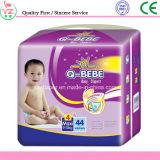 Fabricante respirable suave de los pañales del bebé del algodón