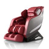 Présidence arrière de luxe 3D de massage de rouleau de pied de Shiatsu