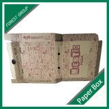 Flexo a estampé le cadre de conditionnement des aliments de papier d'emballage