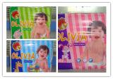Couches-culottes remplaçables de bébé de marque d'OEM d'usine de la Chine pour la Mozambique