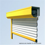 알루미늄 판금 롤러 셔터 또는 자동적인 회전 셔터