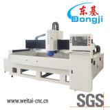 Горизонтальная 3-Axis машина CNC стеклянная меля для стеклянной мебели