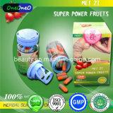 Meizi Super Power Фрукты капсулы для похудения таблетки для похудения Потеря веса