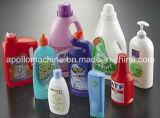 HDPE pp. Flaschen Jerry macht Glas-Strangpresßling-Blasformen-Maschine ein